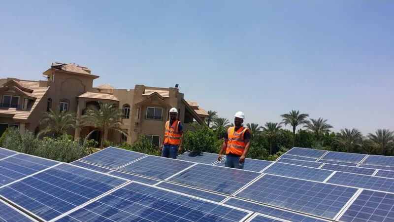 اسعار سخانات الطاقة الشمسية فى مصر