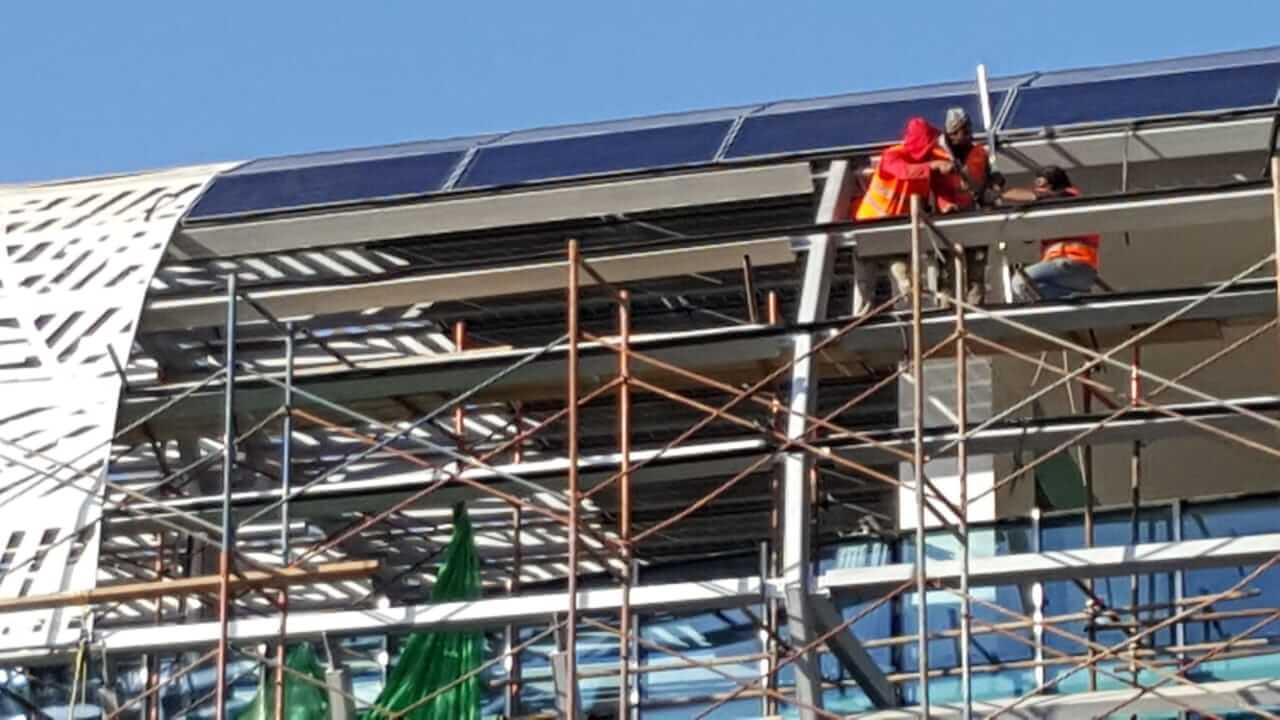 اسعار الخلايا الشمسية ٢٠٢٠