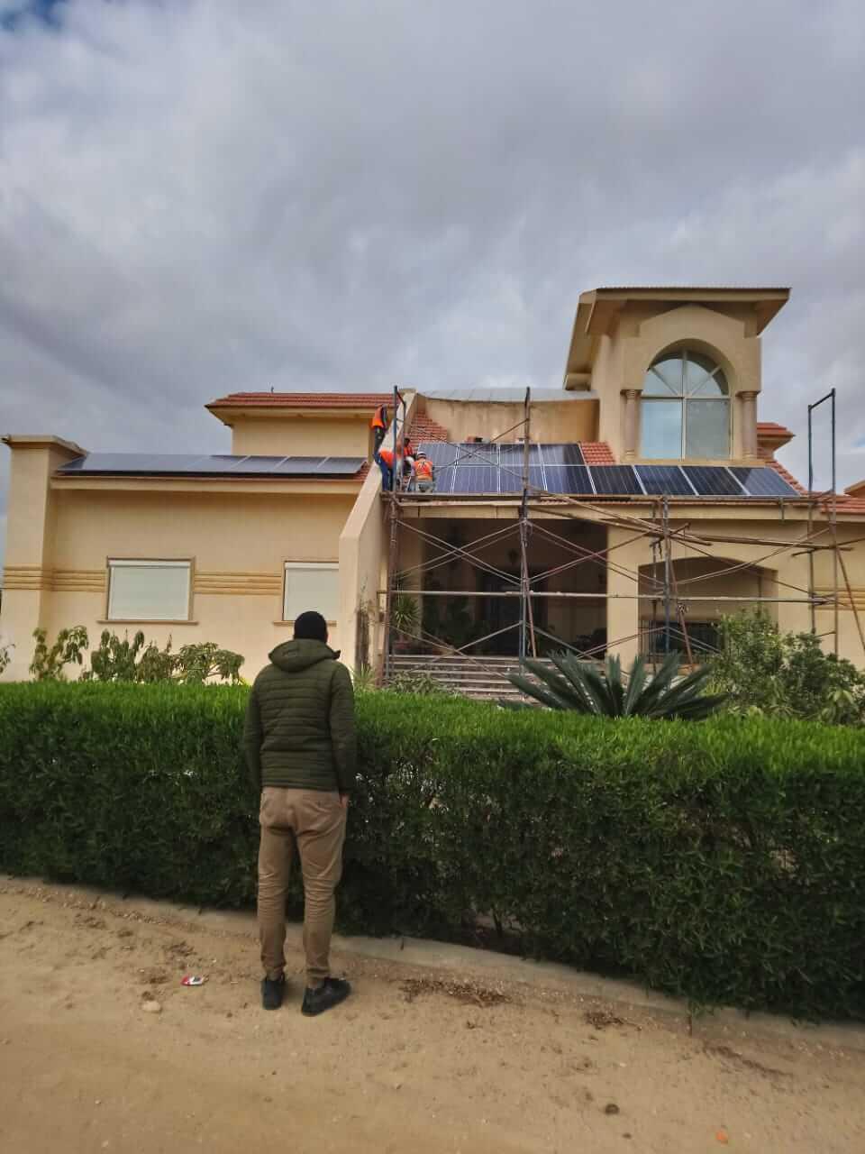 أسعار ألواح الطاقة الشمسية في مصر 2020