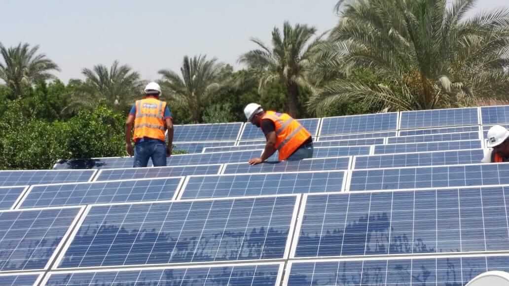 تركيب محطات الطاقة الشمسية للمنزل